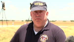 NTSB Official Discusses Texas Hot Air Balloon Crash