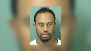 Tiger Woods Arrested