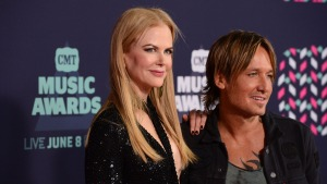 Keith Urban Facetimes His Family at Anniversary Concert