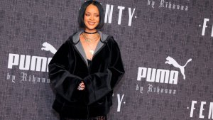 Rihanna Hits the Runway, This Time as Designer