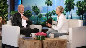 Vince Vaughn, Priyanka Chopra, Make Appearances on 'Ellen'