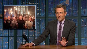 'Late Night': Closer Look at the Violence in Charlottesville