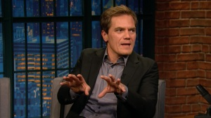 'Late Night': Michael Shannon Hates Small Talk