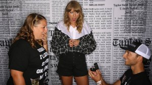 Couple Gets Engaged in Front of Taylor Swift in Philly