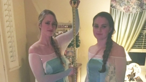 Teens Say Costumes Got Them Kicked Out of 'Frozen' Event