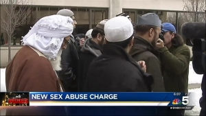 Islamic Scholar Faces New Sexual Abuse Allegations