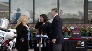 Group Helps Families of First Responders Killed in Line of Duty
