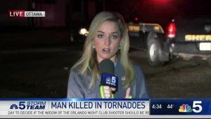 Deadly Tornadoes Sweep Across Midwest
