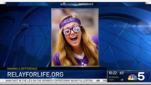 American Cancer Society's Relay for Life Looks to End Cancer