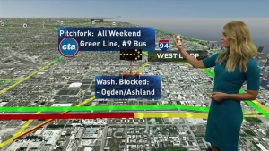How to Get Around in Chicago This Weekend