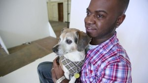 Little Dogs Play Outsize Role in Helping People with HIV Heal