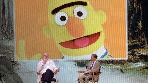 I Know Who Bert Is: Oz Weighs in On Bert, Ernie Gay Debate