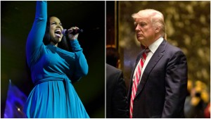 Chrisette Michele to Perform at Trump Inauguration