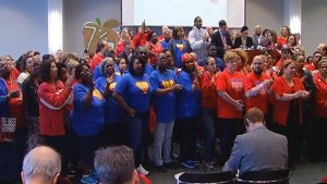 CTU Vows to Fight Pay, Benefit Cuts