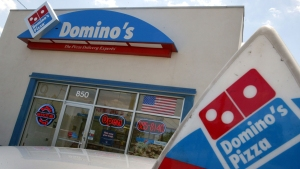 I Dough: Domino's Launches Pizza Lovers Wedding Registry