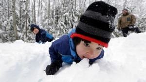 Holiday Fact Check: Is Eating Snow Ever a Good Idea?