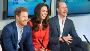 Young Royals Talk Mental Health, Parenthood, Diana's Death