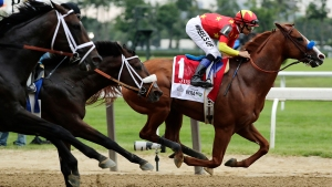 Owners: Justify Will Race Again