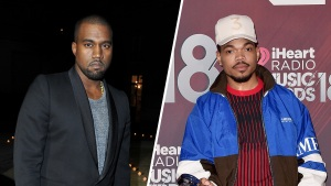 Kanye West & Chance the Rapper's Kids Have a Dance Party