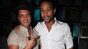 John Legend, Bruno Mars Get Emmy Nods