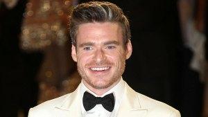 Richard Madden Shrugs Off Bond Rumors at Cannes