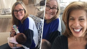 Auntie Meredith Pays a Visit to Hoda and Haley