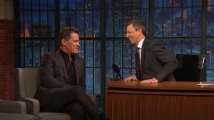 'Late Night': Ruffalo Convinced Brolin to Play Thanos