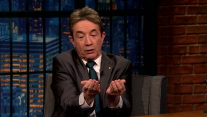 'Late Night': Martin Short's Embarassing Sex Toy Story