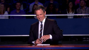 'Late Night': 2016 Presidential Debate