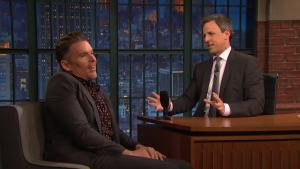 'Late Night': Ethan Hawke vs. Long Odds of Acting Success