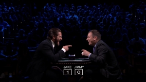 'Tonight' Slapjack with Jake Gyllenhaal