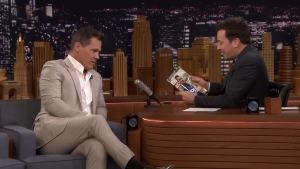 'Tonight': Josh Brolin Tries Different Voices for Thanos