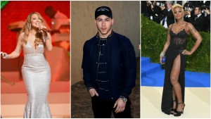 Pop Star Invasion: Carey, Jonas, Blige Get Golden Globes Nod