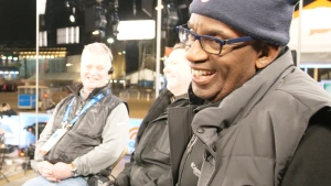 Why Al Roker Loves 'Today' at the Olympic Winter Games