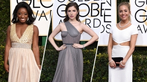 Top Red Carpet Looks: 2017 Golden Globes Arrivals