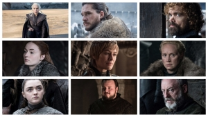 Fire, Ice and Fate: Endgame Arrives for 'Game of Thrones'