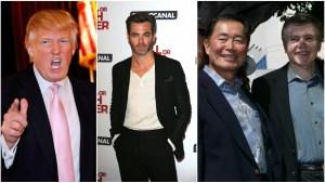Legion of 'Star Trek' Cast Blasts Notion of Trump Presidency