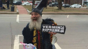 'Free Ponies for All' Candidate Vermin Supreme Finishes 4th in NH Primary