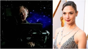 Gal Gadot Under Fire for Stephen Hawking Tweet