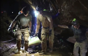 Thailand Wants Control Over Movies About Cave Rescue