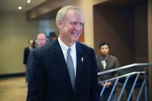 Gov. Rauner: Quinn to Blame for Medical Marijuana Mess