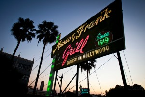 Photos: the Restaurant With a Star on the Hollywood Walk of Fame