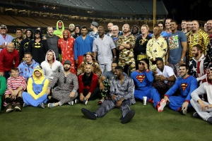 Cubs Wear Pajamas After Sunday No-Hitter
