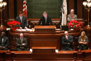 Illinois Democrats Propose Higher Taxes for Wealthy