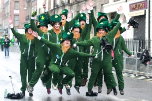 St. Patrick's Day by the Numbers