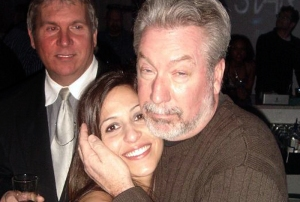 Drew Peterson partied at a suburban night club with an unidentified woman.