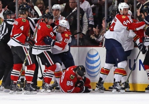 Kane Undergoes Surgery on Fractured Clavicle