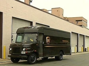 UPS Driver Shot in Englewood
