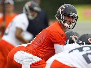 Bears Aren't Doing the Same Workout Routine as Competition