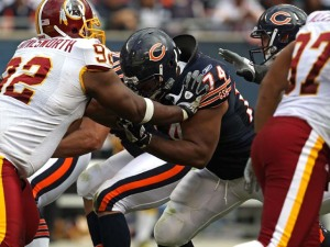 Williams Still Not the Lineman Bears Need